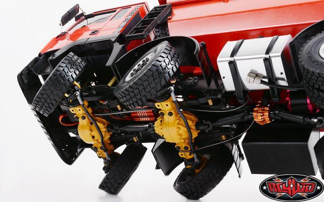 RC4WD 1/14 8x8 Armageddon Hydraulic Dump Truck - RC News